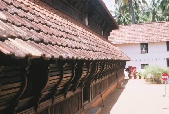 AP palace exterior