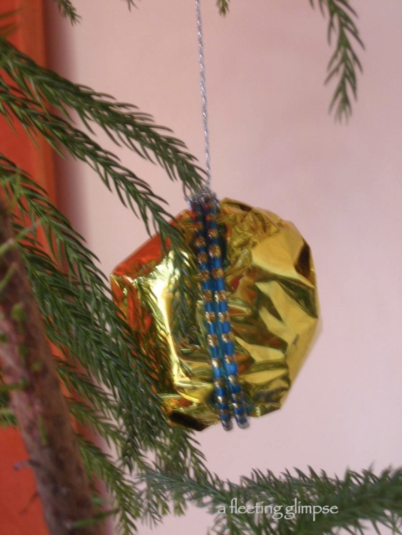 globe with bangles